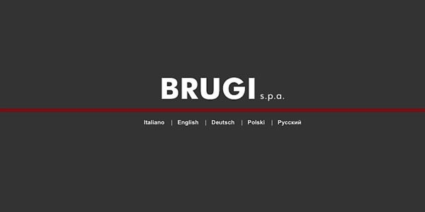 New website Brugi